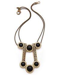 Pamela Love - Metallic Comet Necklace - Lyst