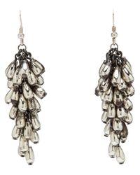 Jean-Francois Mimilla | Metallic Cluster Earring | Lyst