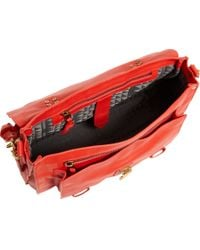 Proenza Schouler | Red Ps1 Medium Leather | Lyst