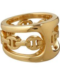 Hoorsenbuhs | Yellow Gold Phantom Clique Ring | Lyst