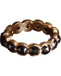 Nak Armstrong - Metallic Rose Cut Grey Diamond Ring - Lyst