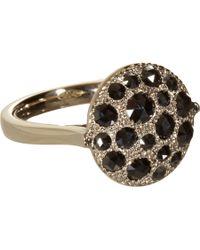Roberto Marroni - Metallic Black Diamond Mora Ring - Lyst