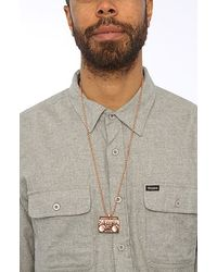 Flud Watches - Metallic The Boombox Necklace for Men - Lyst