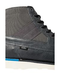 Vans - Gray The Breton Boot for Men - Lyst