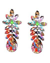 Tom Binns - Multicolor Riot Of Colour Earrings - Lyst