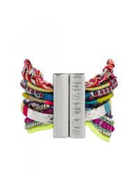 Hipanema - Pink Kingdom Bracelet - Lyst