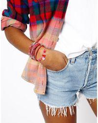 Hipanema - Red Bracelet - Lyst