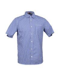 Carhartt - Blue Short Sleeve Shirt for Men - Lyst
