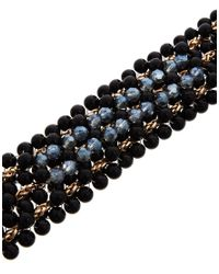 Vans | Black Coast Madison Bead Bracelet | Lyst