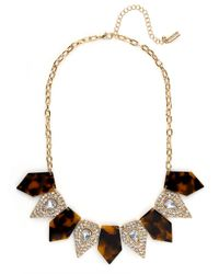 BaubleBar - Metallic Cyber Monday Platinum Buried Bauble - Lyst
