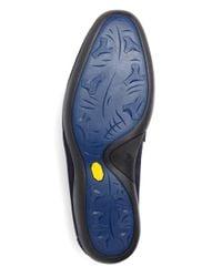 Brooks Brothers | Blue Harrys Of London® Basel Kudu Loafers for Men | Lyst
