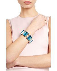 Kule - Blue Six Large Stone Bracelet - Lyst