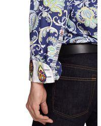 Robert Graham - Multicolor Navel Paisley Sport Shirt for Men - Lyst