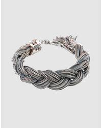 Emanuele Bicocchi Metallic Bracelet