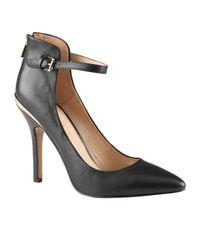 ALDO Black Kovalova Court Shoes