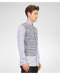 Bottega Veneta White Polo and T Shirt for men