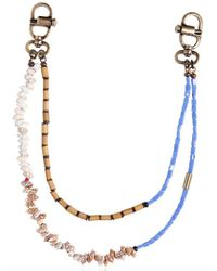DSquared² - Multicolor Beaded Pocket Chain for Men - Lyst