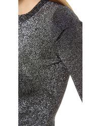 Alexander Wang Metallic Wool-Blend Sweater