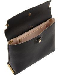 Chloé Black Claire Shoulder Bag