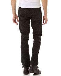J Brand Black Tyler Slim Fit Jeans for men