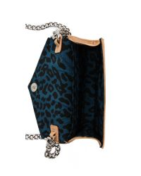 Rebecca Minkoff Natural Mini Wallet On A Chain