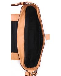 Rebecca Minkoff Natural Elle Mini Bag