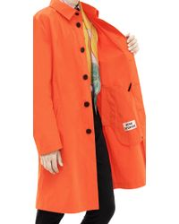 Acne Studios Sten Nylon Spicy Orange for men