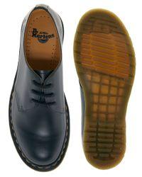 Dr. Martens Black Original 3-eye Shoes for men