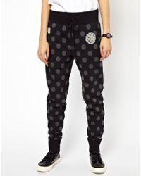 PUMA Black Spot Sweat Pants