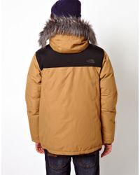The North Face - Natural Artigas Parka for Men - Lyst