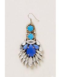 Anthropologie - Blue Aperitif Earrings - Lyst