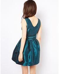 Beloved Blue Prom Dress