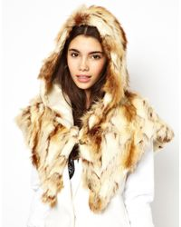 Spirit Hoods | Animal Jack Rabbit Shawl | Lyst