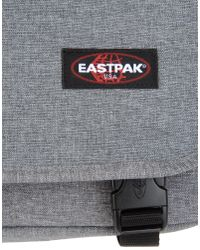 Eastpak - Gray Briefcase for Men - Lyst
