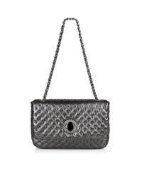 Love Moschino - Metallic Shoulder Bag - Lyst