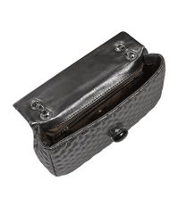 Love Moschino | Metallic Shoulder Bag | Lyst