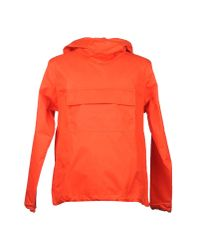 Orlebar Brown | Red Jacket for Men | Lyst