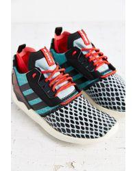 Adidas | White Originals Zx 8000 Boost Sneaker | Lyst