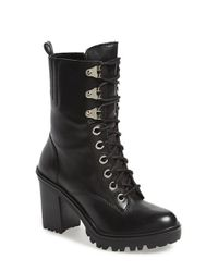 Guess Black 'Gandy' Boot