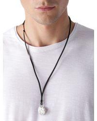 DIESEL - Black Atal for Men - Lyst