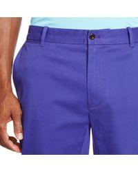 Ralph Lauren - Purple Stretch Chino Pant for Men - Lyst
