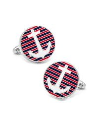 Cufflinks Inc. - Red Cufflinks for Men - Lyst