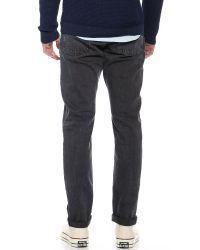 Patrik Ervell Black Selvedge Jeans for men