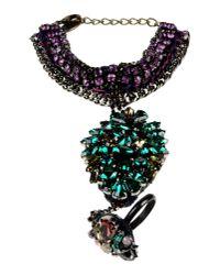 Ambre Babzoe | Green Bracelet | Lyst