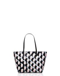 kate spade new york | Multicolor Gallery Drive Small Harmony Printed Tote | Lyst