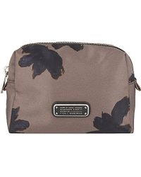 Marc By Marc Jacobs | Gray Paint Medium Cosmetics Case, Faded Aluminum Multi | Lyst