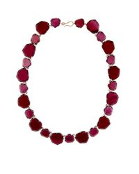 Annoushka | Red Shard Necklace | Lyst