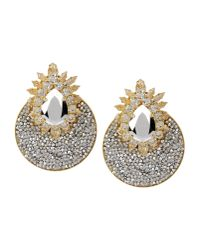 Shourouk Metallic Earrings