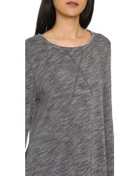 Free People | Gray To The Max Pullover | Lyst