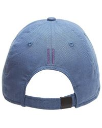 Gents | Light Blue Linen Cap for Men | Lyst